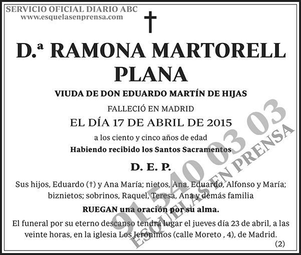 Ramona Martorell Plana